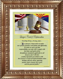 Arizona_Lawyers_Creed_GLD1_Prints
