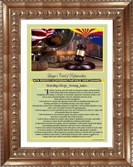 Arizona_Lawyers_Creed_GLD3_Prints