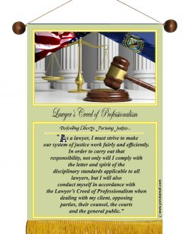 New Hampshire State Lawyer's Creed Banner1